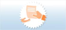2. Schritt: Angaben mit dem Formular in einer Filiale Ihrer VR Bank Bad Orb-Gelnhausen eG abgeben
